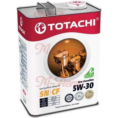 TOTACHI ECO GASOLINE SN/CF 5W30 4л п/с
