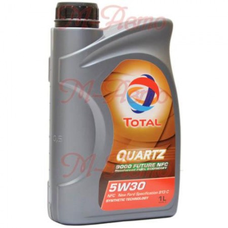 TOTAL QUARTZ FUTURE NFC 9000 5W30 1л синт.