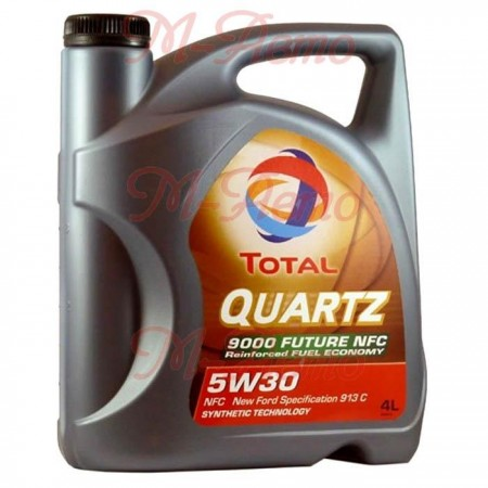 TOTAL QUARTZ FUTURE NFC 9000 5W30 4л синт.