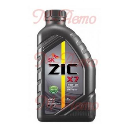 ZIC X7 DIESEL CI-4 10W40 1л синт