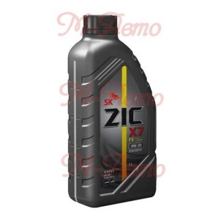 ZIC X7 FE SM 0W30 1л синт