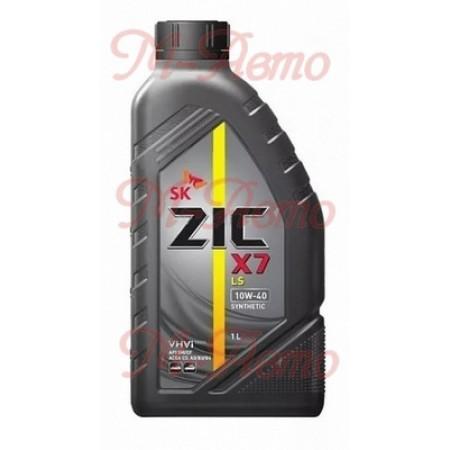 ZIC X7 LS 10W40 1л синт