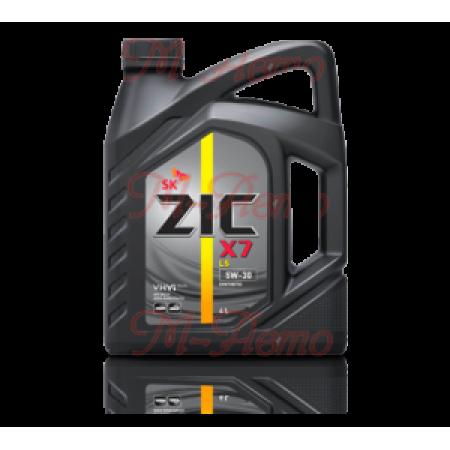 ZIC X7 LS 5W30 4л синт