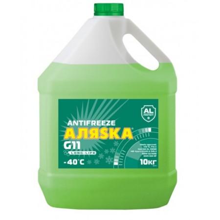 АЛЯСКА Антифриз (зеленый) 10кг