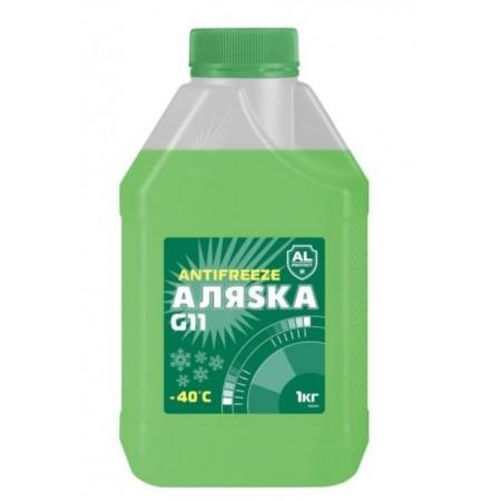 АЛЯСКА Антифриз (зеленый) 1кг