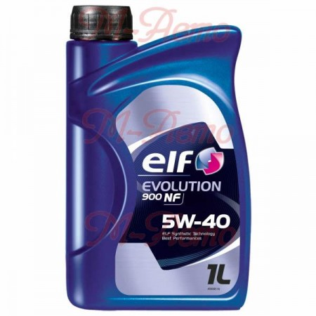 ELF EVOLUTION 900 NF 5W40 1л