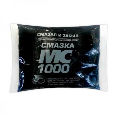 ВМПАВТО МС-1000 Смазка 30гр (стик-пакет)