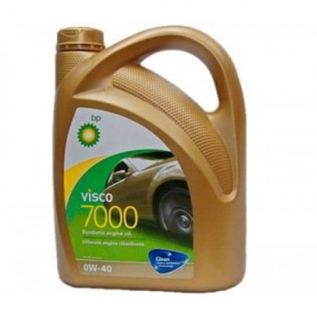 BP VISCO 7000 0W40 4л.