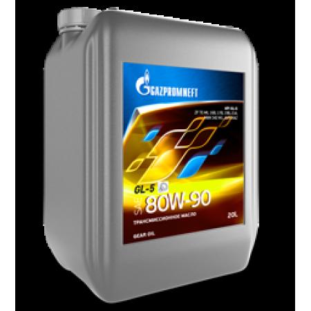 GAZPROM GL5 80W90 20л