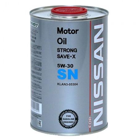 FANFARO NISSAN STRONG SAVE X 5W30 1л.