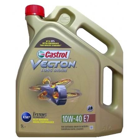 CASTROL VECTON LONG DRAIN E7 10W40 5л