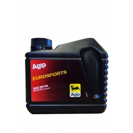 AGIP EUROSPORTS 5W50 SL 1л