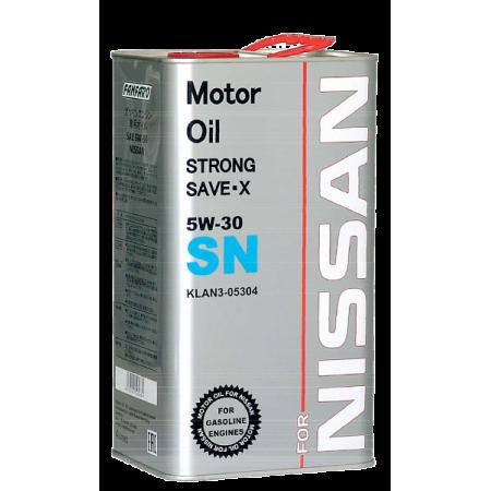 FANFARO NISSAN STRONG SAVE X 5W30 4л.
