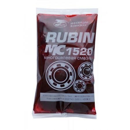 ВМПАВТО МС-1520 Смазка RUBIN (EP-2) 90гр (стик-пакет)