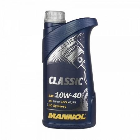 MANNOL CLASSIC 10W40 1л п/с
