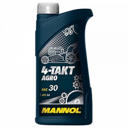 MANNOL 4T AGRO SAE30 1л