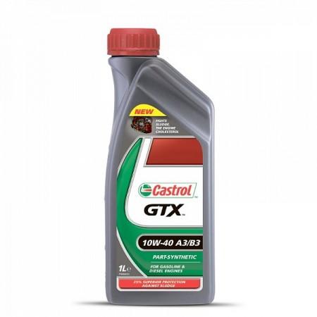 CASTROL GTX A3/B3 10W40 1л. п/с
